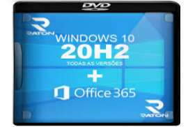 Windows 10 20H2 AIO + Office 365 x64 pt-BR Setembro 2020